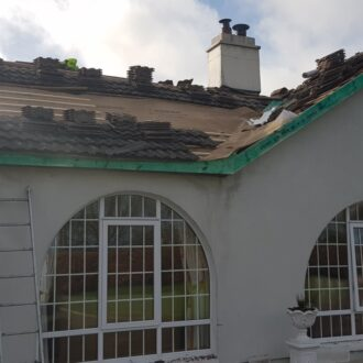 Roof Repair in Limerick City