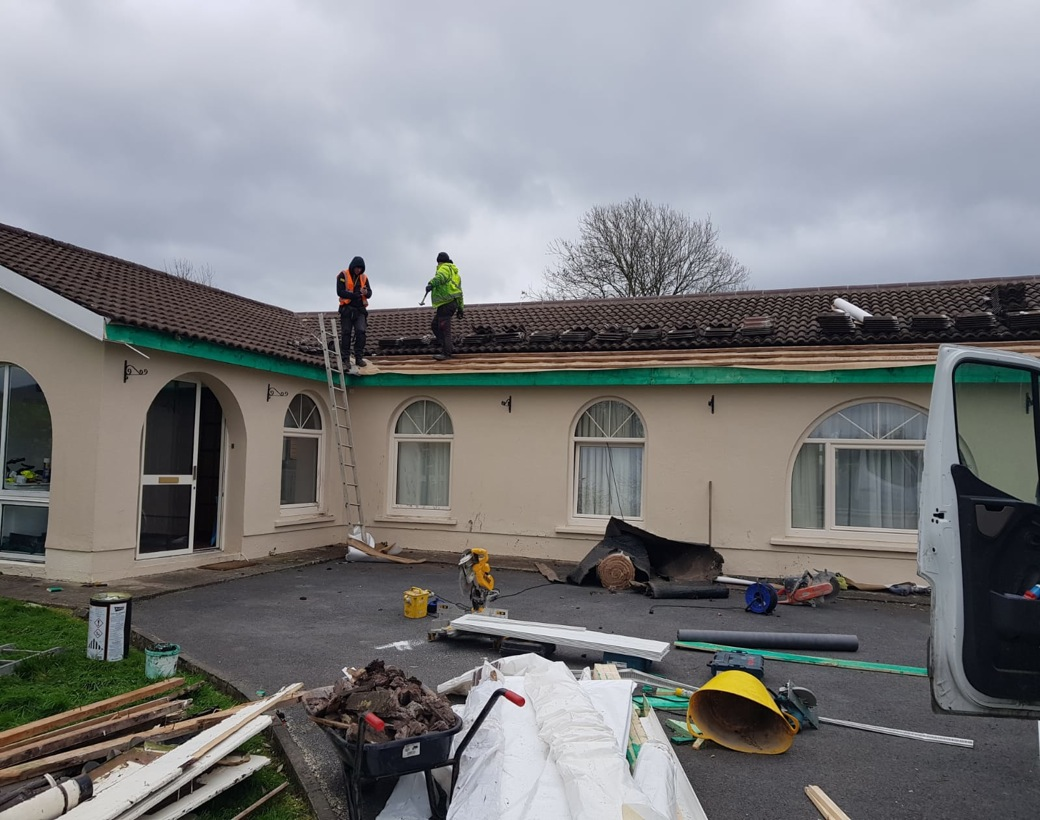Roofers Clare